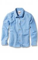 Vorschau: Trachtenhemd Dave jr. in blau