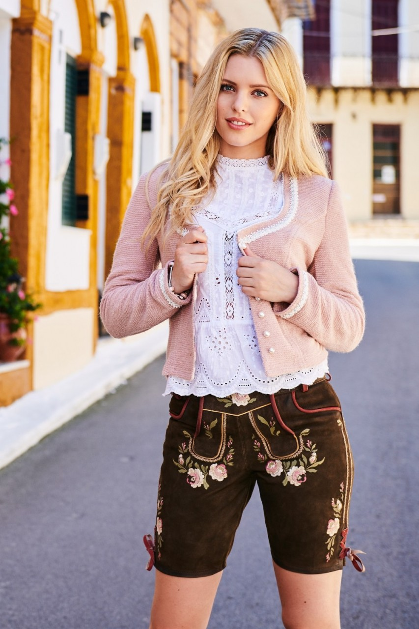 Traditionele blouse Indiana