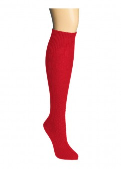 Trachten Stockings, Red