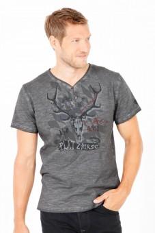 Trachten T-Shirt Neuer Platzhirsch