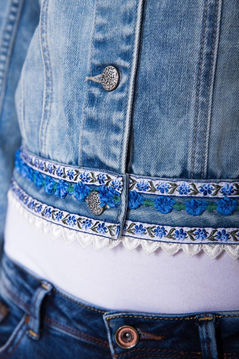 Spijkerjas Denim Dream blauw