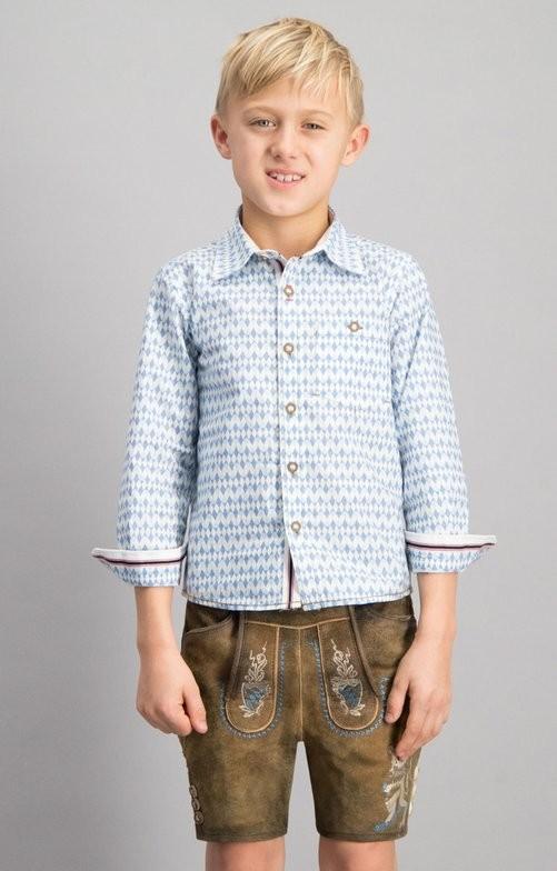 Tradycyjna koszula Benny dla dzieci