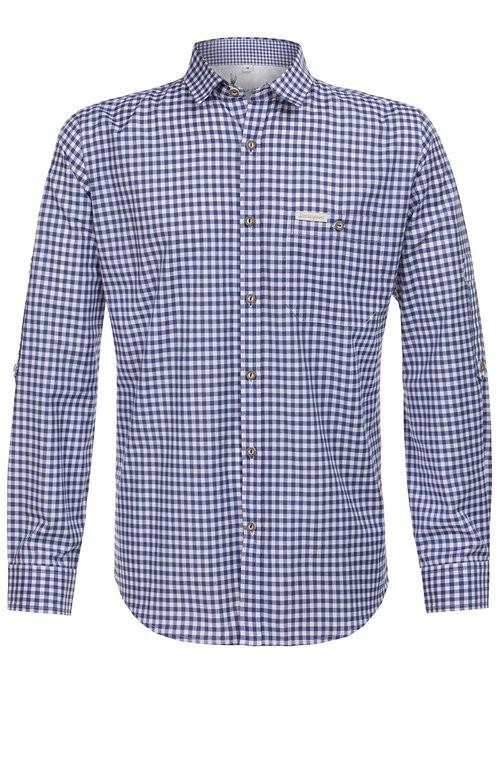 Tradycyjna koszula Campos w kolorze niebieskim