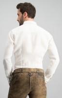 Vorschau: Trachtenhemd Vincent in weiß