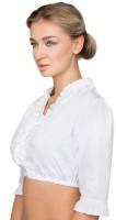 Vorschau: Dirndlbluse Marika weiß