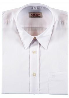 Trachtenhemd Lenz weiß