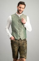 Preview: Trachten vest Wallace green