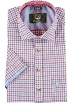 Men's shirt Heiko red