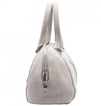 Trachten-Tasche Monja taupe-grau