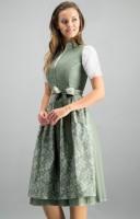 Vorschau: Dirndl Natalia in grün