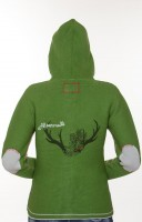 Vorschau: Trachtenjacke Karina in grün