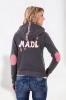 Vorschau: Hoodie Madl