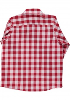 Kinderhemd Ederl rot