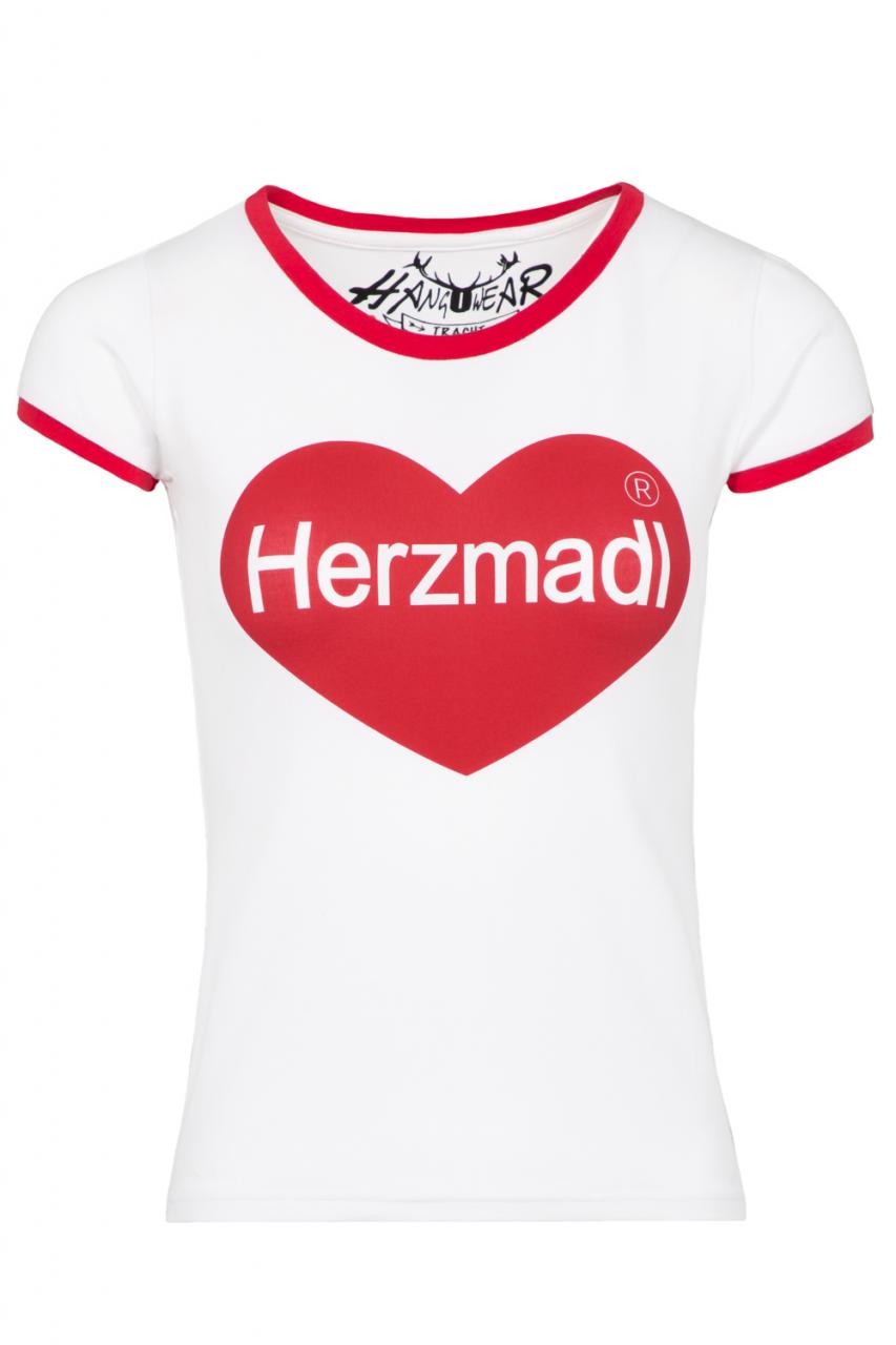 T-Shirt Aberdeen Herzmadl