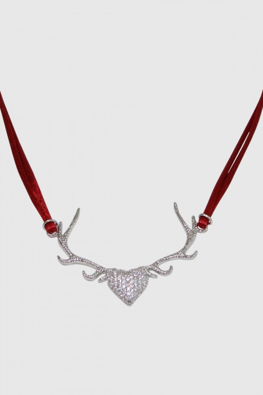 Chain Love Red
