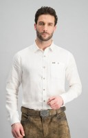 Trachtenhemd Vincent in weiß
