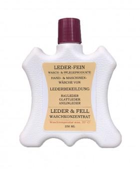 Leder + Fell Waschkonzentrat