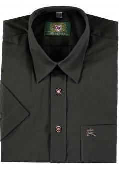 Heren shirt Konrad zwart