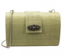 Vorschau: Trachtentasche Melena grün