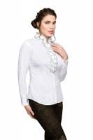 Preview: Traditionele blouse Emilia groen
