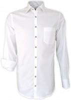 Trachtenhemd Paul weiß