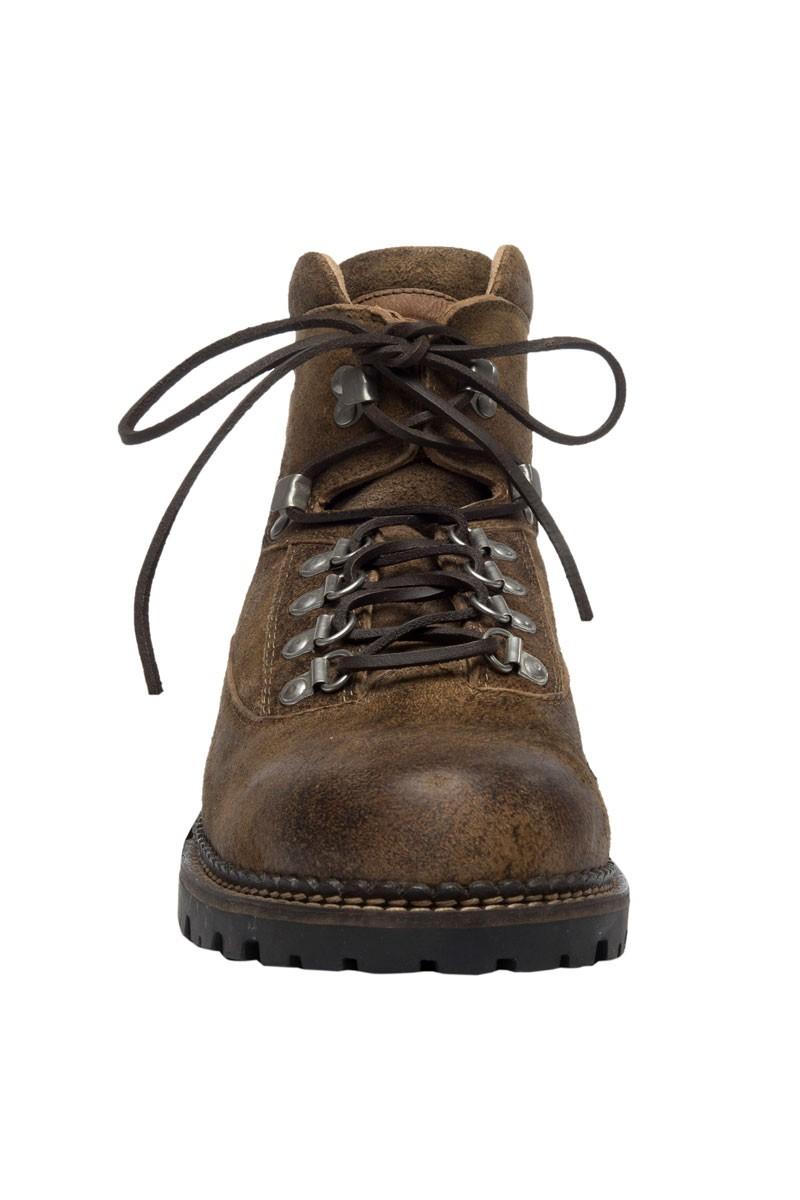 Chaussure de Trachten Falko marron clair