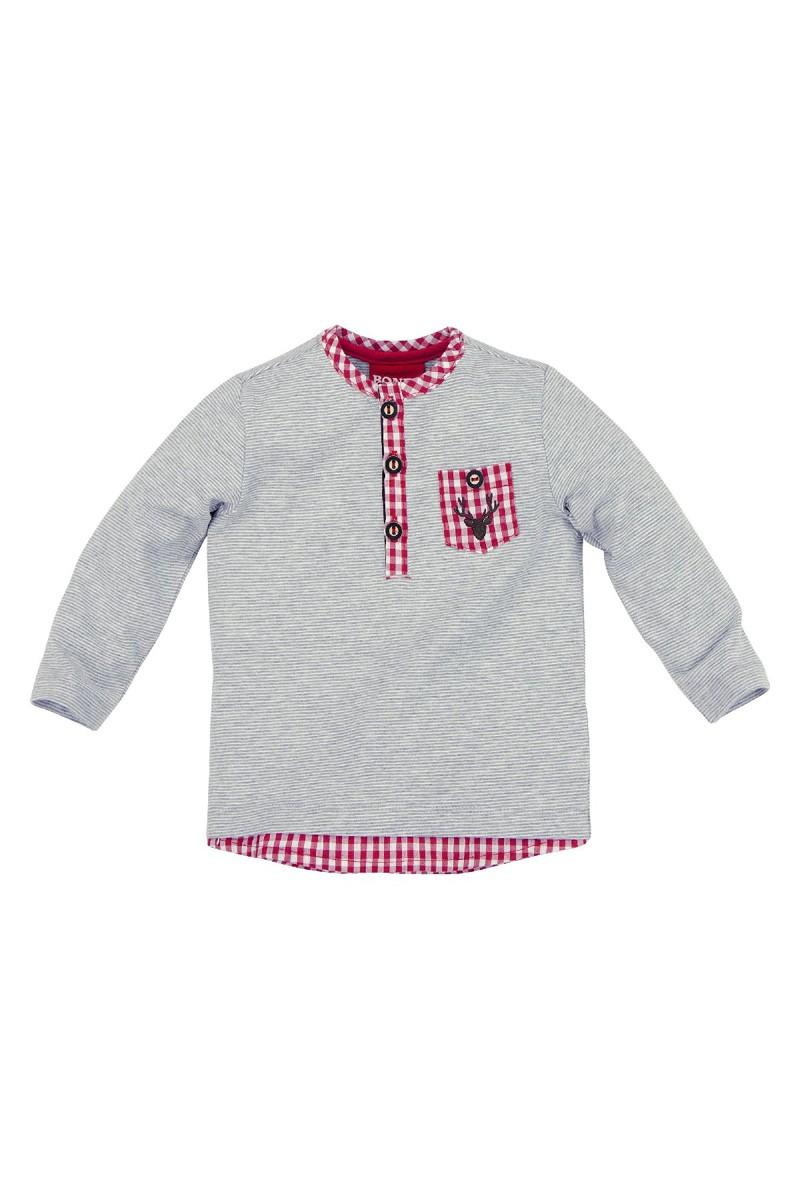 Kinder Polo-Shirt geringelt