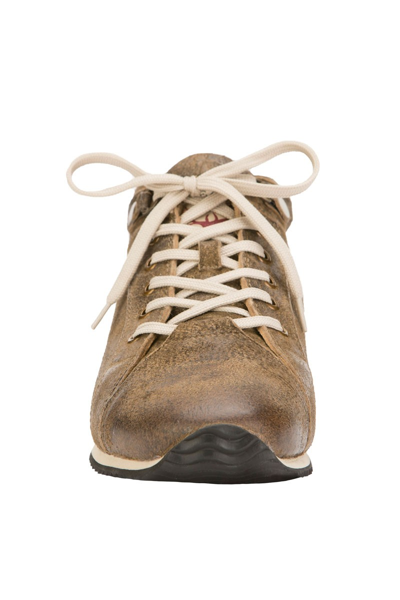 Chaussure de Trachten Erik marron clair