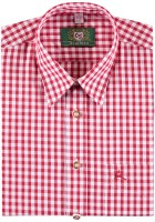 Vorschau: Trachtenhemd Rodrigo rot