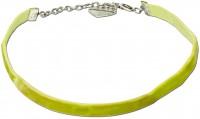 Vorschau: Trachten Samtkropfband Paula hellgrün