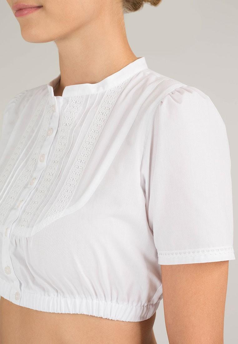 Bluzka Dirndl Margo biała