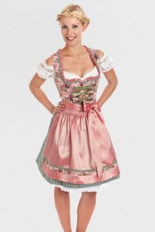Krüger Dirndl Rosy Rose