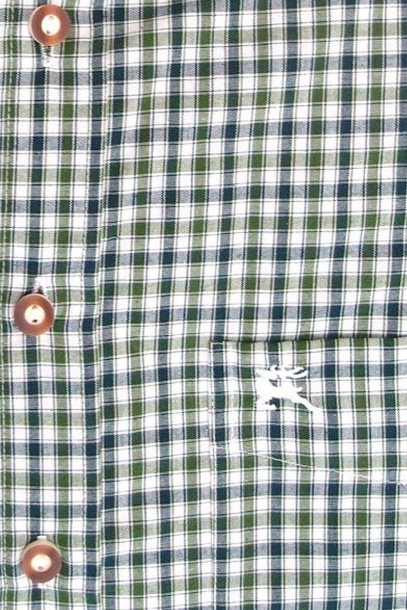 Trachtenhemd Robb grün