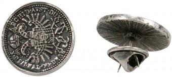 Trachten Anstecker Münzen