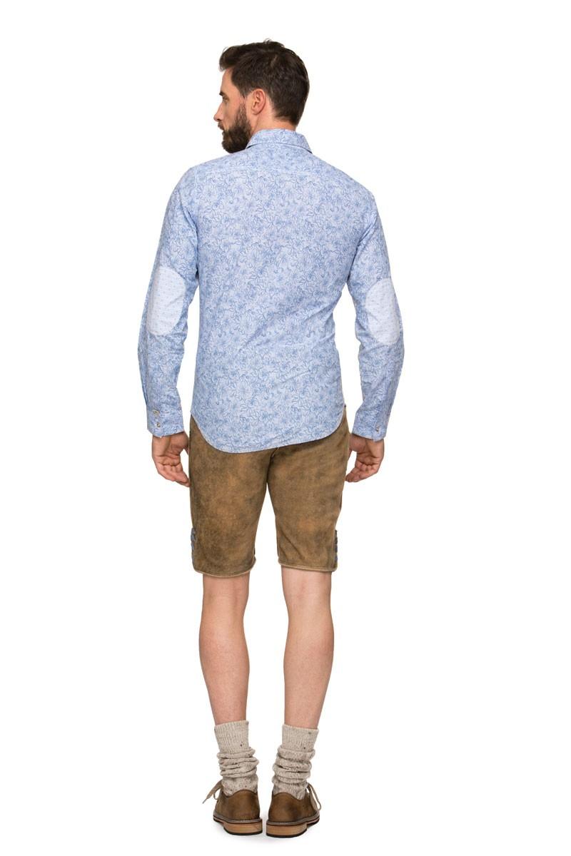 Chemise à manches longues James