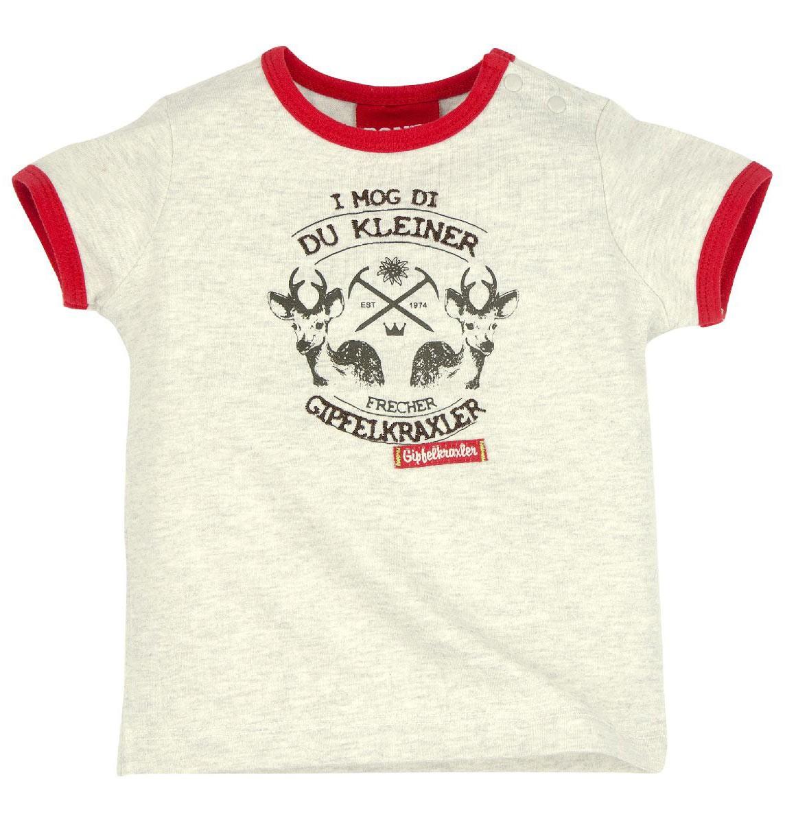 T-shirt 'I mog di'