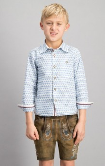 Traditional shirt Benny for children