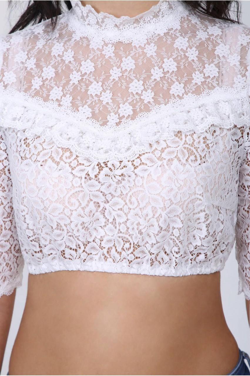 Dirndl blouse Ladina