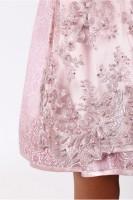 Vorschau: Dirndl Luria rosa 50cm