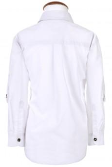 Kinderhemd Köppingen weiß