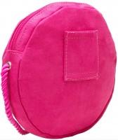 Vorschau: Trachten Rundtasche mit Hirsch-Stickerei pink