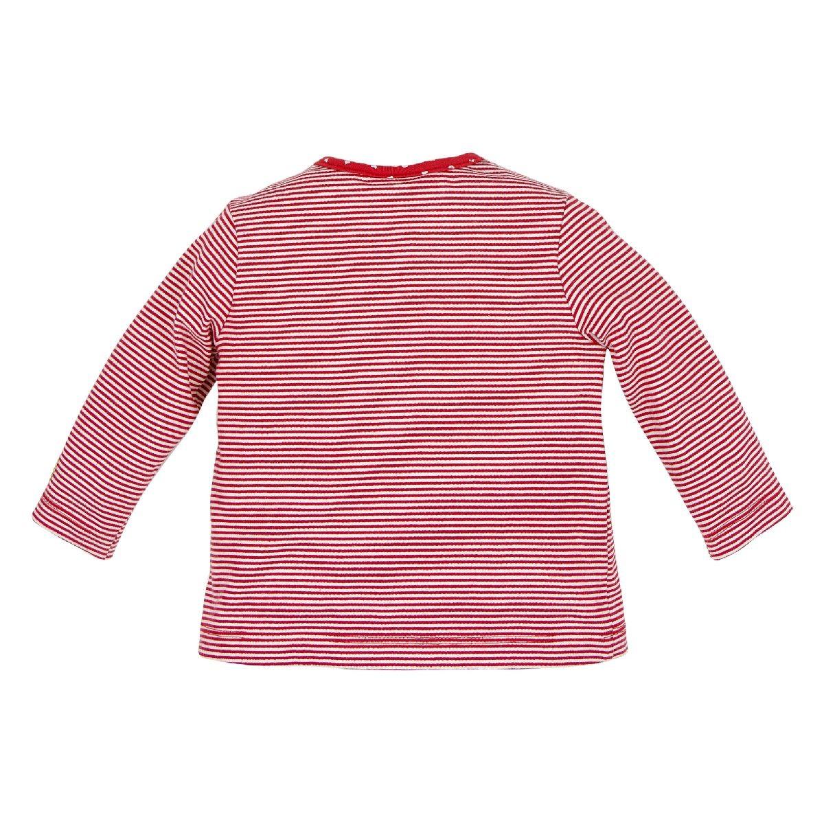 Kinder T-shirt gekruld 'i mog di'