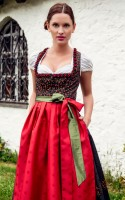 Preview: Dirndl Alba