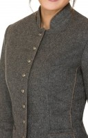 Preview: Traditional jacket Ora in gray