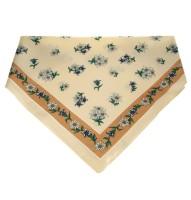 Tuch Edelweiß natur-beige