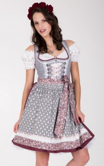 Leinendirndl Fashion Queen 60cm