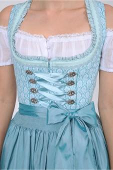 Dirndl Zea Turquoise