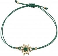 Vorschau: Trachten Armband- Set grün