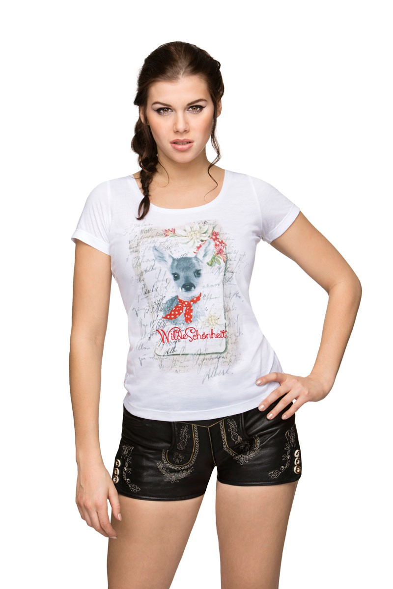 Shirt Wilde Schönheit