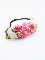 Vorschau: Haarband Blütenzauber